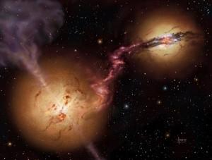 Παρουσίαση με θέμα «Κοσμολογία - Σύμπαν»